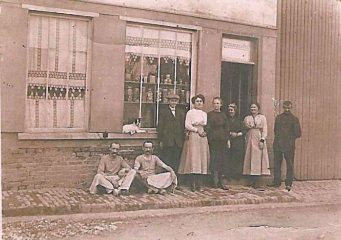 Boulangerie Hébert à Salouël