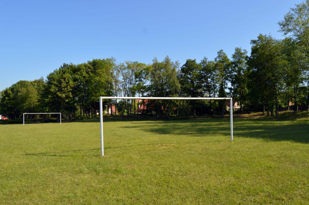 Plaines de Salouël - Terrain de football