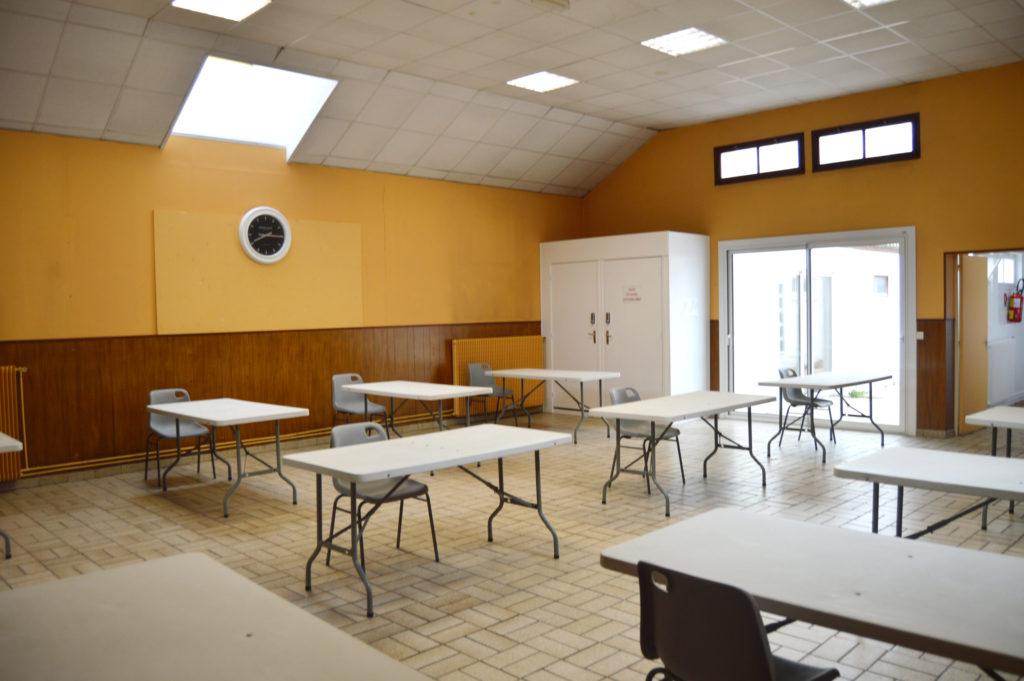 Salle des tilleuls