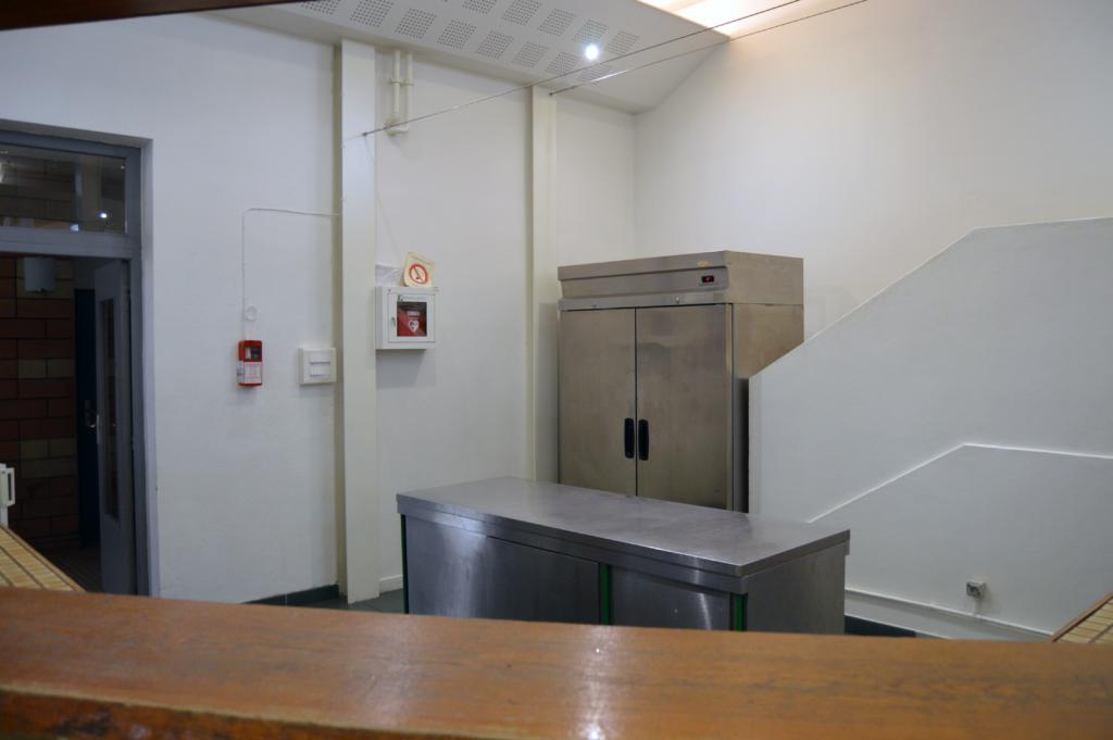 Bar de la salle des évents
