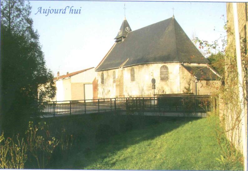 Chapelle saint Quentin