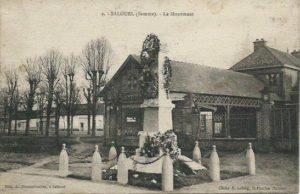 monument aux morts salouel
